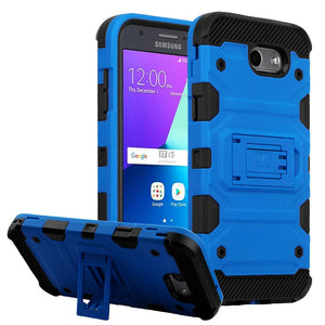 Storm Tank Galaxy J3 Emerge / Eclipse / Prime / Sol 2 Case - Blue