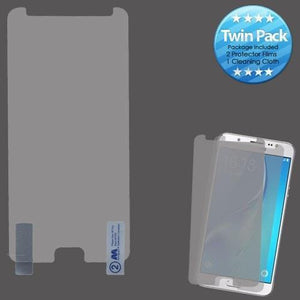 MYBAT Galaxy J7 V / Sky Pro / Perx Screen Protector - Clear (2-Pack)