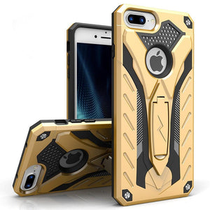 ZIZO STATIC iPhone 7 Plus / 8 Plus (5.5 in) Case - Gold/Black