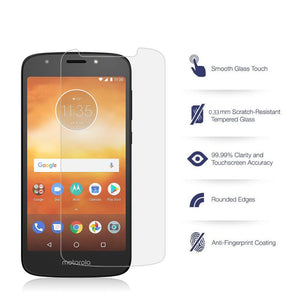 DW Screen Protector for moto e5 play / e5 CRUISE - Tempered Glass