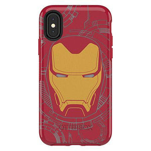 OtterBox Symmetry Marvel Avengers Case for iPhone X / XS - I Am Iron Man