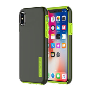 INCIPIO Dualpro Series iPhone X / Xs Case - Smoke/Volt