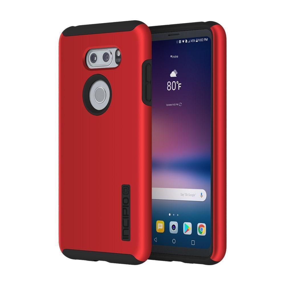 Incipio DualPro LG V30 / V35 ThinQ Case - Iridescent Red *bulk