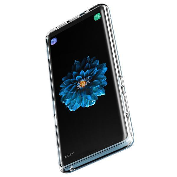 VRS Crystal Bumper Galaxy Note 8 Case - Blue Coral