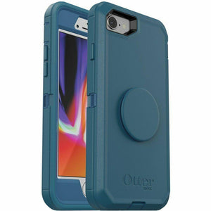 Otter + Pop Defender iPhone 8 / 7 / SE (2020) Case - Winter Shade