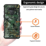 Rugged Advanced Armor LG K51 Case Holster - RealTree Camo