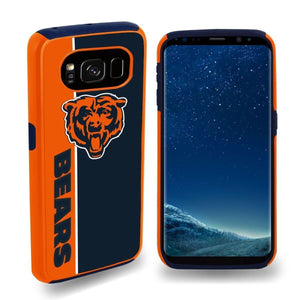 NFL Official Shock-Proof Galaxy S8 Case - Chicago Bears