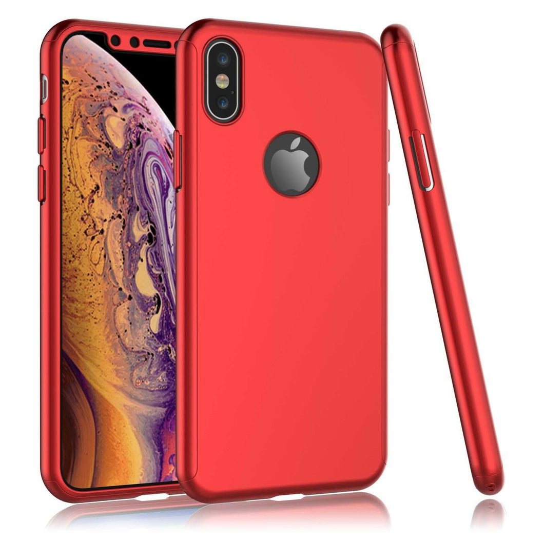 Slim Fit Ultra Thin 360 Cover iPhone XS MAX (6.5