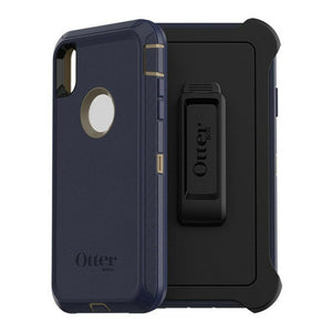 OtterBox Defender Case Holster for iPhone XS Max - Dark Lake