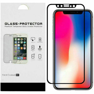 "iPhone 11 Pro (5.8"") Full Edge Tempered Glass Screen Protector"