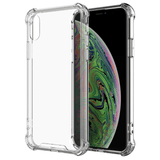 Transparent Acrylic Shockproof iPhone XS MAX Case - Crystal Clear