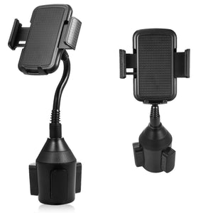 Cup Car Phone Holder 360 Degree Long Gooseneck Cup Holder Car Mount