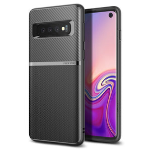 Obliq Flex Pro series Galaxy S10 Case - Black