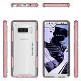 Ghostek Cloak 3 Series Galaxy Note 8 Case - Pink