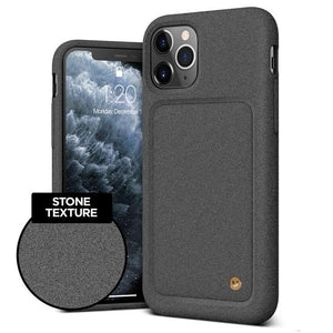 VRS Design Damda High Pro Shield iPhone 11 Pro Case - Premium Sand Stone