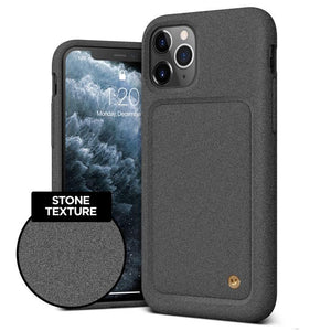 VRS Design Damda High Pro Shield iPhone 11 Pro Max Case - Sand Stone