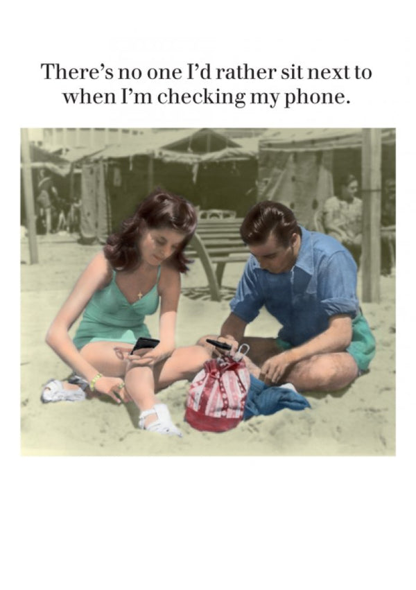 Checking My Phone Card