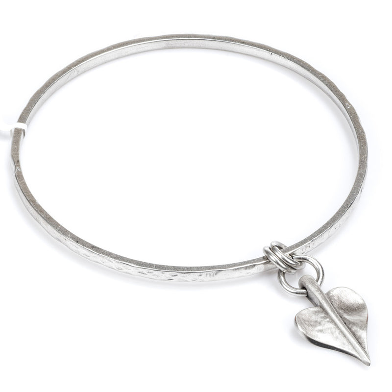 Leaf of Love Bangle