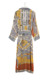 Edinburgh & Leith Map Dressing Gown
