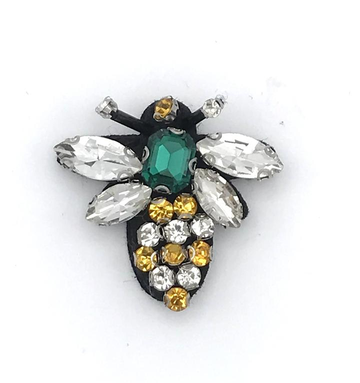 Giant Queen Bee Brooch