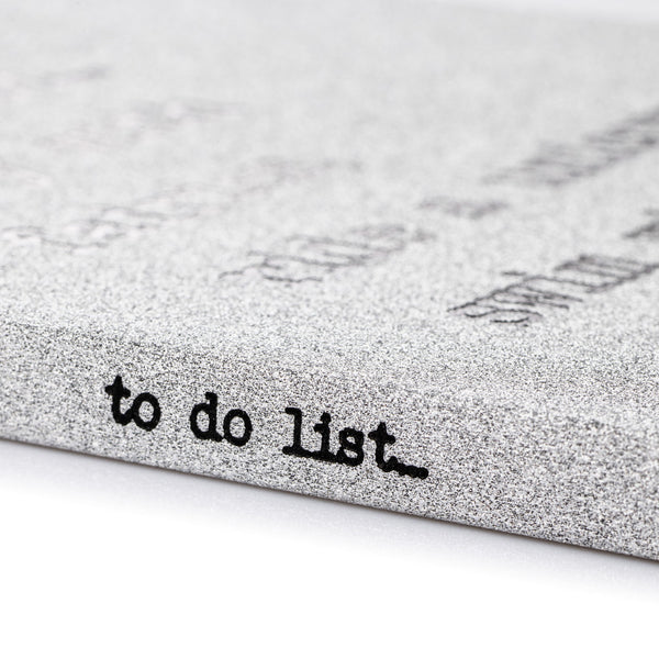 To do List… Play With Fairies, Ride a Unicorn...  A5 Notebook