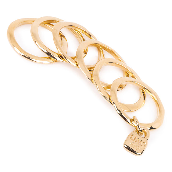 PRISONER Ring - Gold