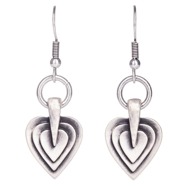 Layers of Love Hook Earrings