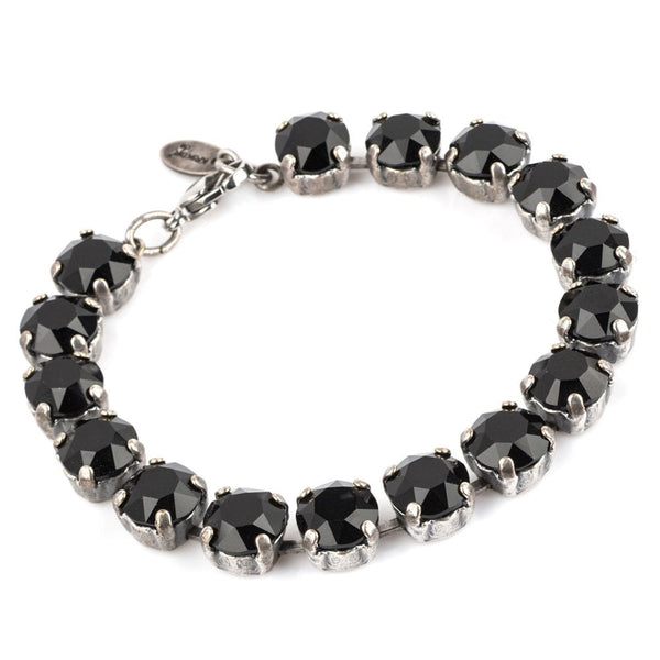 Crystal Bracelet Black - 704802001