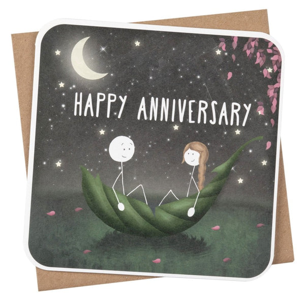 Happy Anniversary Card - SM29
