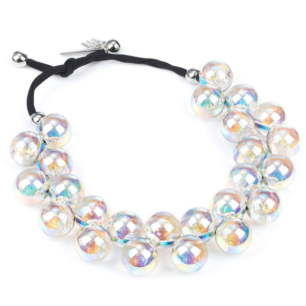 Ballsmania Superstar Rainbow Necklace
