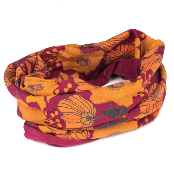 Autumn Floral Multiway Band