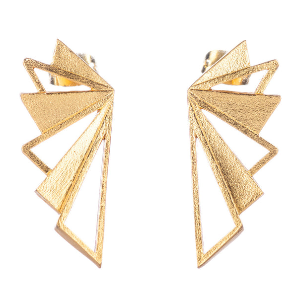TAMARA STATEMENT STUD EARRINGS