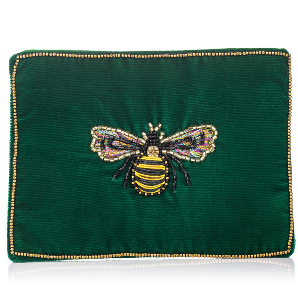 Velvet Bee Purse Small