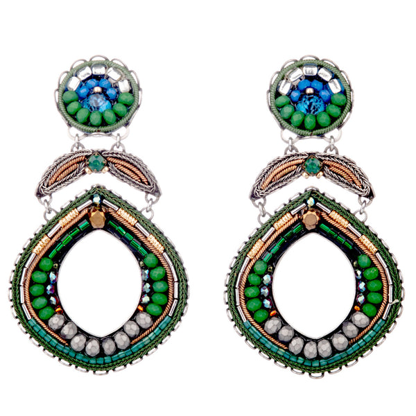 Magical Mystery Classic Statement Earrings