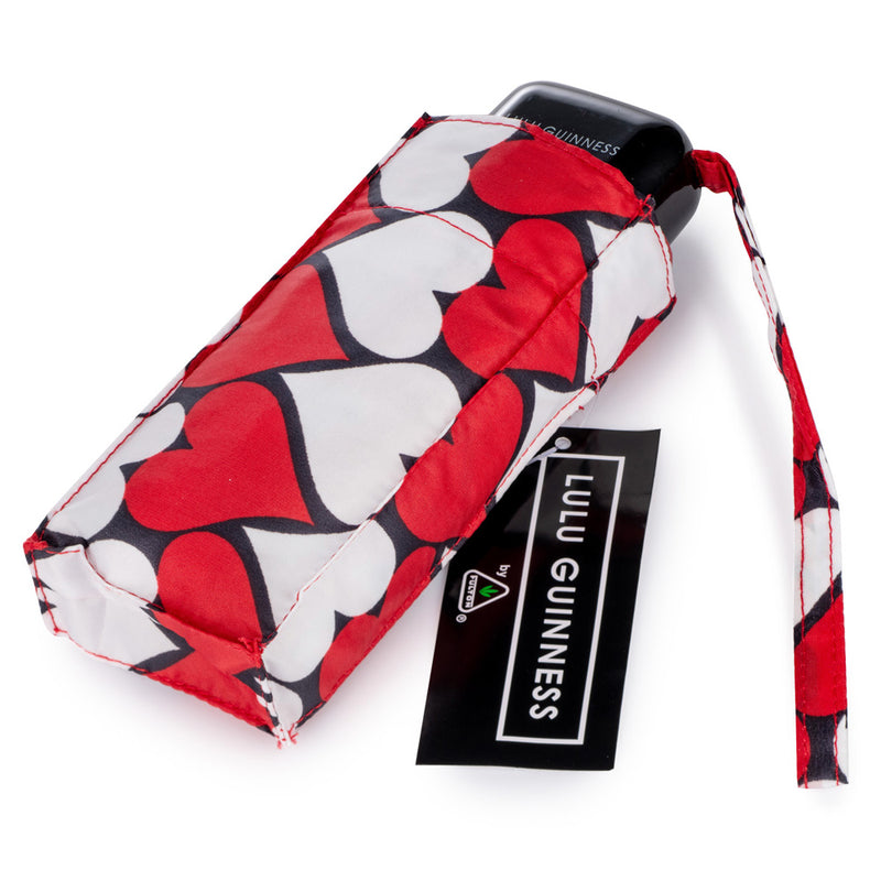 Lulu Guinness Tiny-2 Kissing Hearts