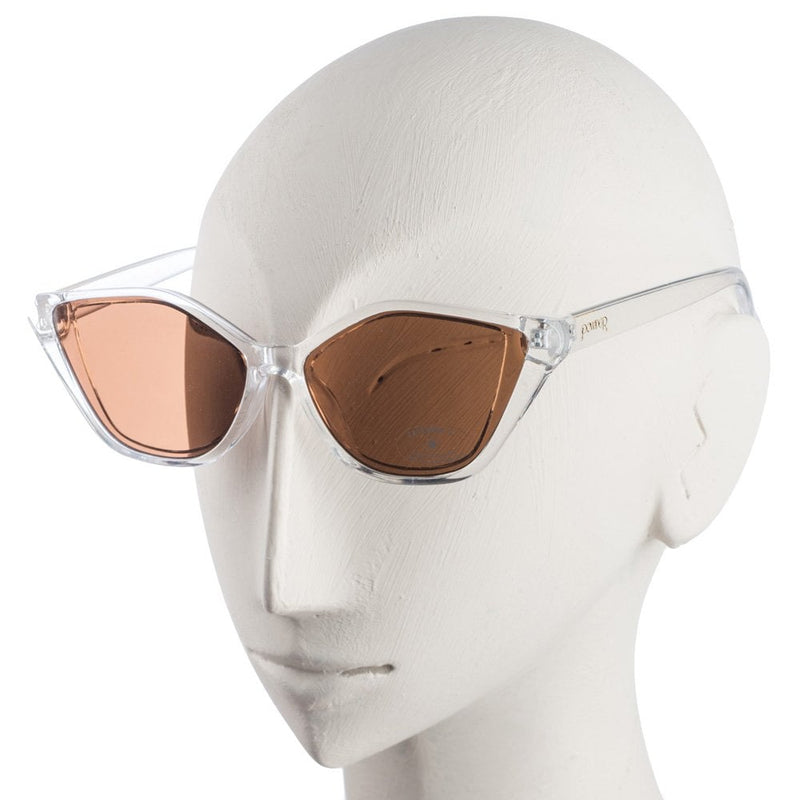 Valentina Sunglasses Clear