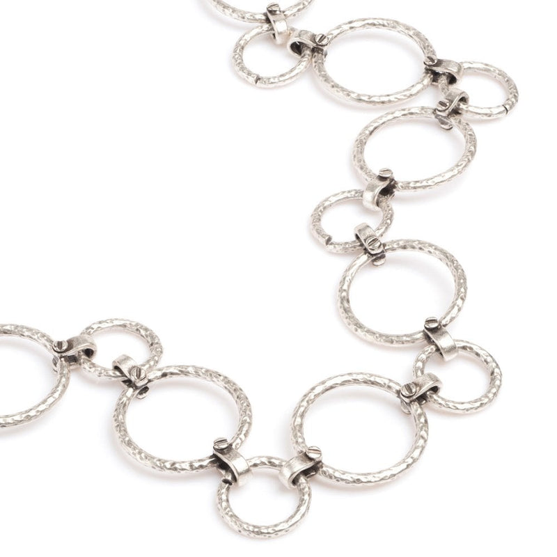 Hooper Necklace Silver Plated - ZNT572
