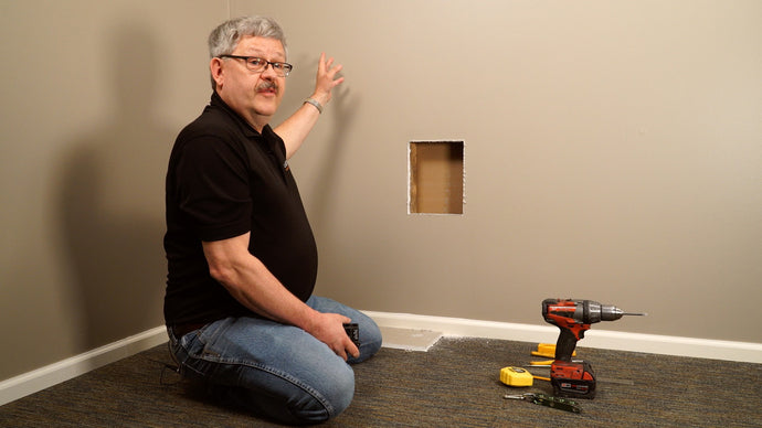 How to Install the Energy Plus Wall Heater