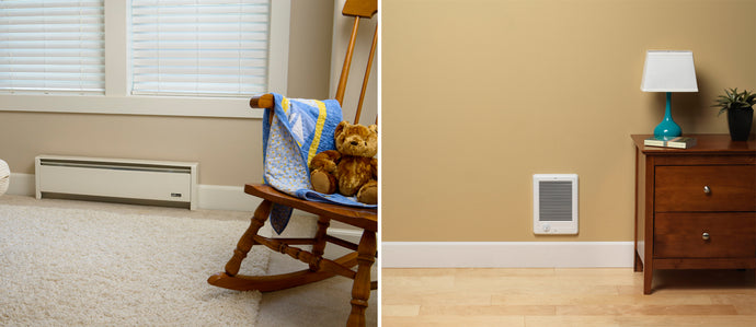 Which Is Right for Your Room, a Baseboard or Wall Heater?