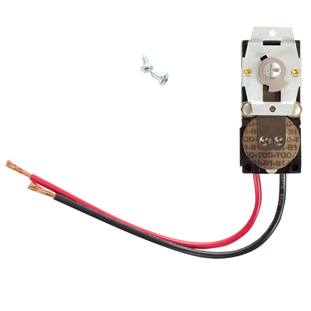 Com-Pak Tamper-proof Built-in Thermostat Kit, 22 Amp, SP