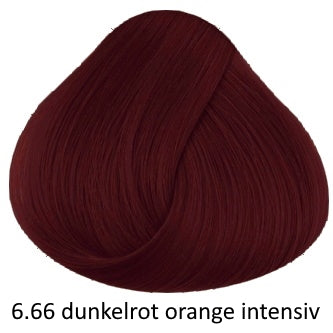 6.66 Dunkelrot Orange intensiv