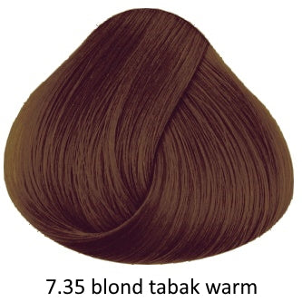 7.35 Blond Tabak warm