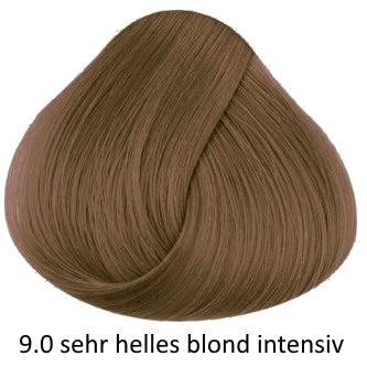 9.0 Sehr helles Blond intensiv