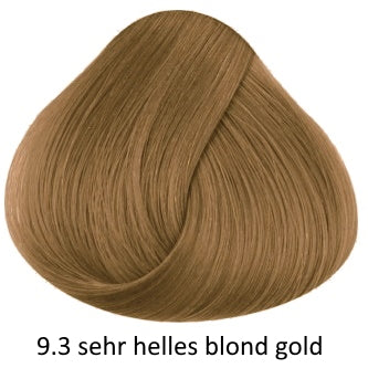9.3 Sehr helles Blond Gold