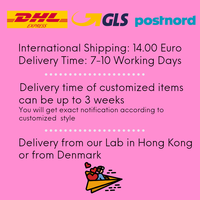 Shipping costs VeeLab