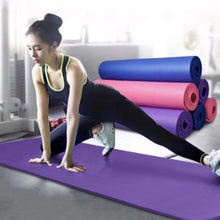 Load image into Gallery viewer, Non-Slip EVA Yoga Mat Pilates Moisture Resistant Fitness Gym Cushion Pad Waterproof Sport Mat Exercise Moisture-proof Yoga Pads