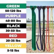 Load image into Gallery viewer, 2080MM Super long Resistance Bands Workout Ruber Gym Expander Crossfit Power Lifting Crossfit Strengthen Muscle Equipment Unsex