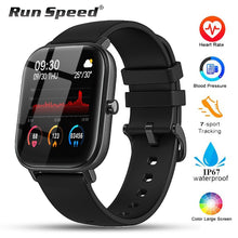 Load image into Gallery viewer, P8 Smart Watch Men Women IP67 Waterproof Fitness Tracker Sport Heart Rate Monitor Full Touch Smartwatch for Amazfit Gts Xiaomi