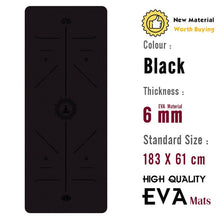 Load image into Gallery viewer, Men Gym Plus Size Yoga Pilates Mats NBR Non-slip Exercise Tapete For Women 10-20mm Thick Fitness Sport Pad Workout Mat