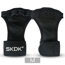 Load image into Gallery viewer, SKDK 1Pair Weightlifting Hand Belt Anti-slip Sport Fitness Wrist Wraps Straps Gym Support Lifting grip belt Fitness Bodybuilding